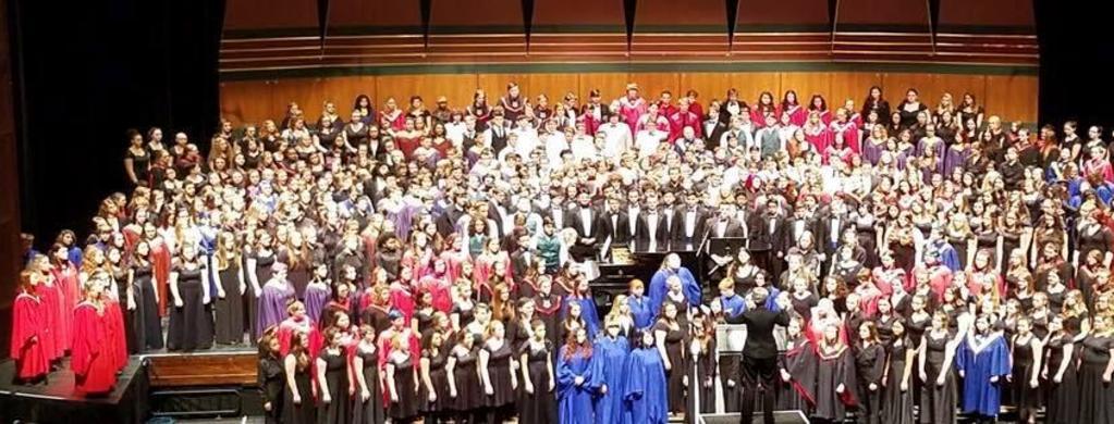 2019 JCHS Choir