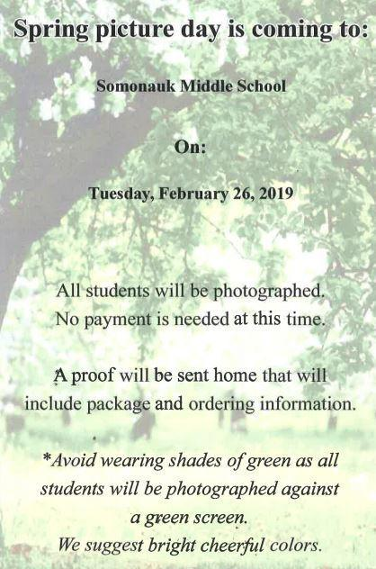 Spring Picture Info