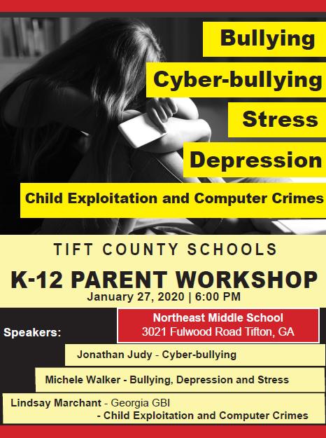 K-12 Parent Workshop Featured Photo