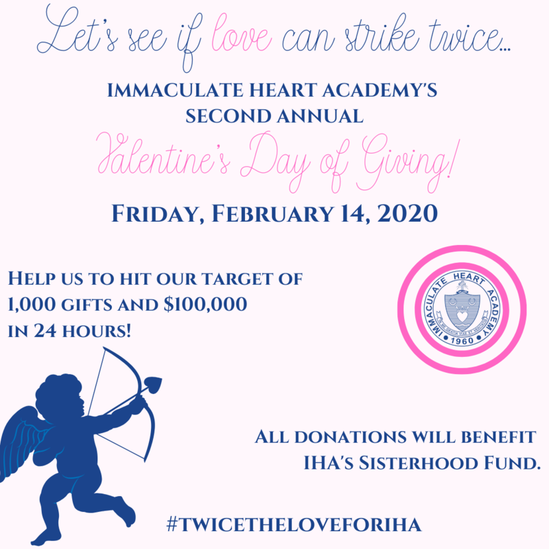2020 Valentine's Day of Giving - Feb. 14 Thumbnail Image