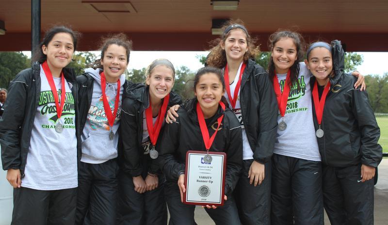 CHS Girls Cross Country Team