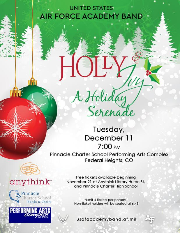 Holly and Ivy Holiday Serenade