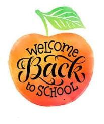 Back to school, August 14, 2019