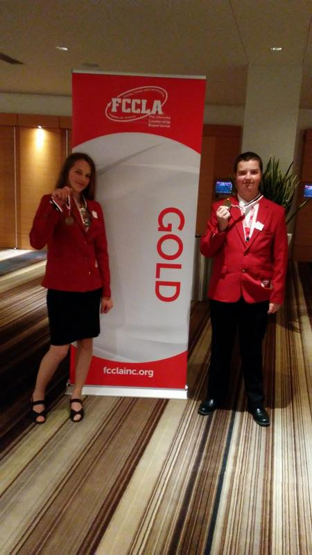 Medical Lake FCCLA Members Win at Nationals Thumbnail Image