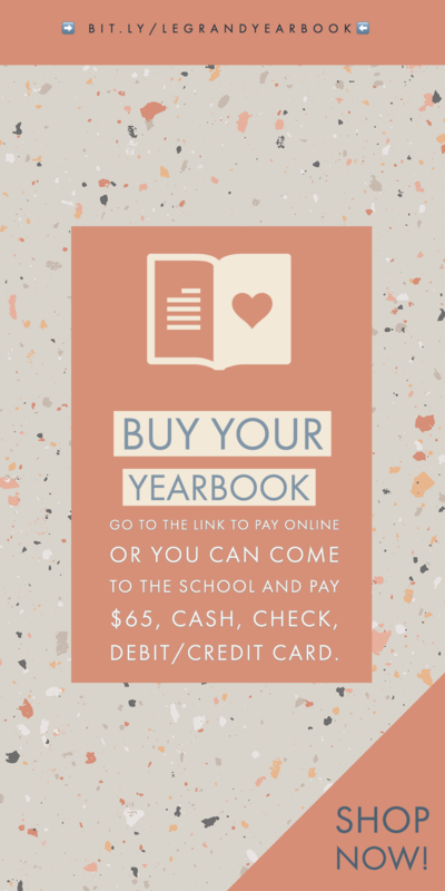 Purchase Your Yearbook! Featured Photo