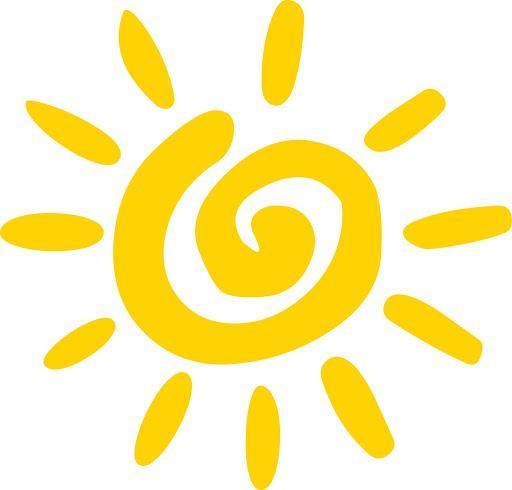 Summer Enrichment Sun Logo