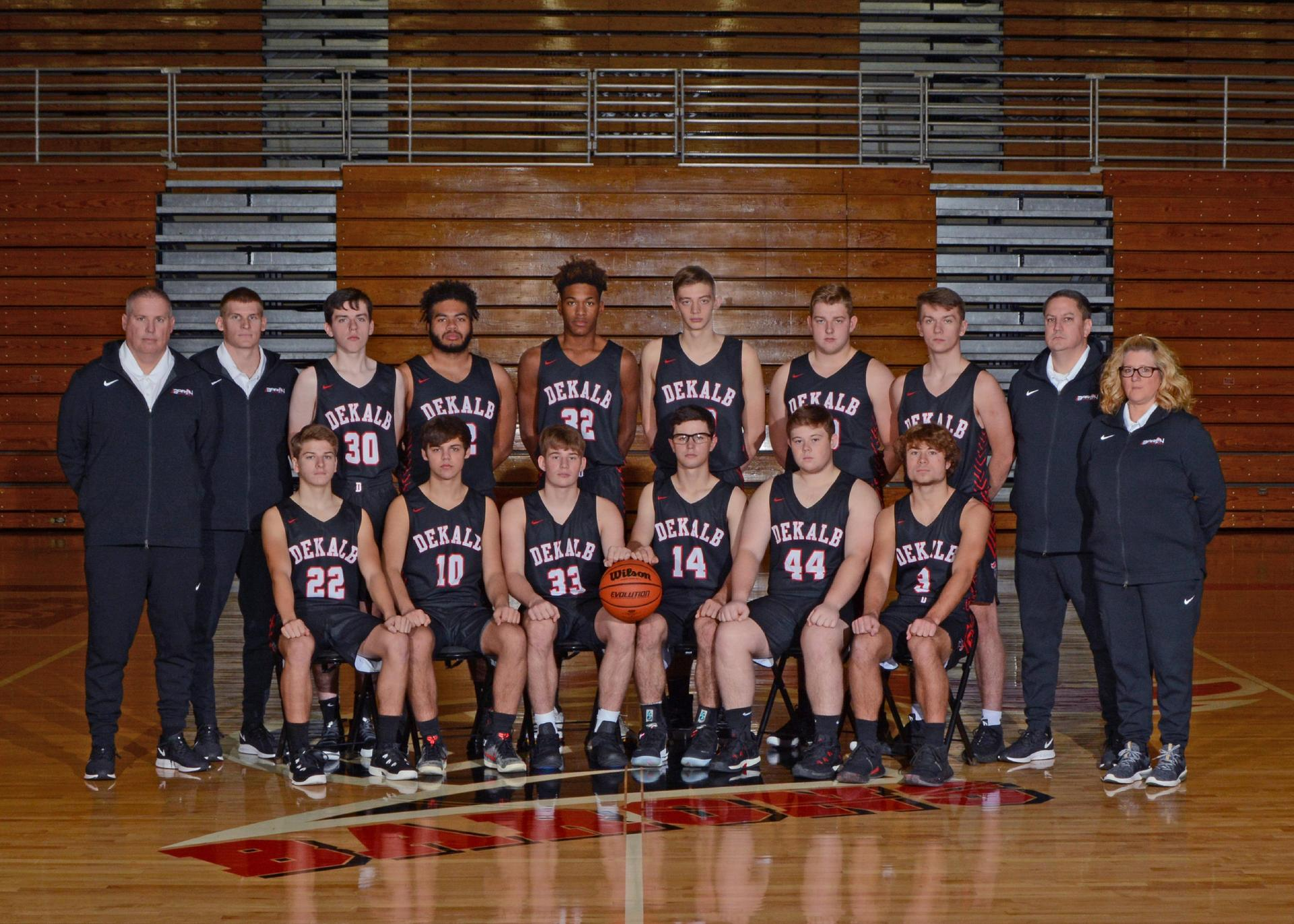 2019-2020 Varsity Basketball