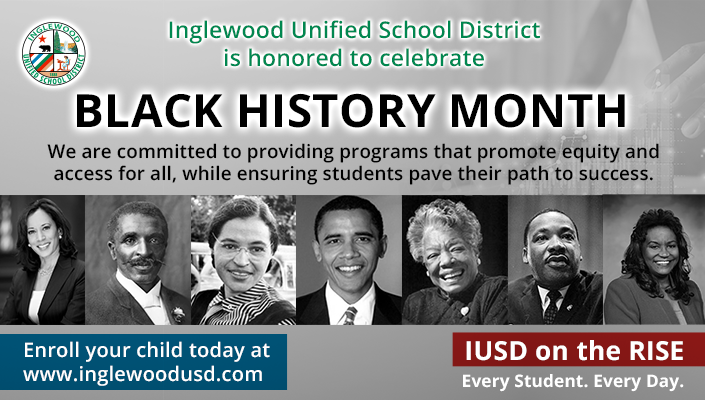 IUSD Black History Month
