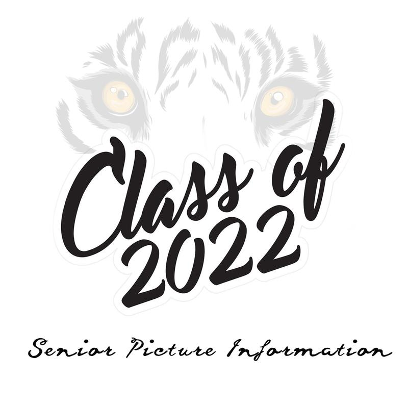 Class of 2022 - Senior Picture Information Featured Photo