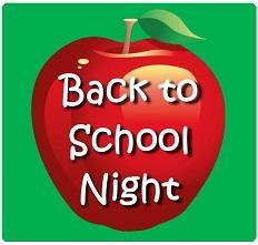 Back to School Night is Thursday, September 6 from 5:30pm-7:30pm Featured Photo