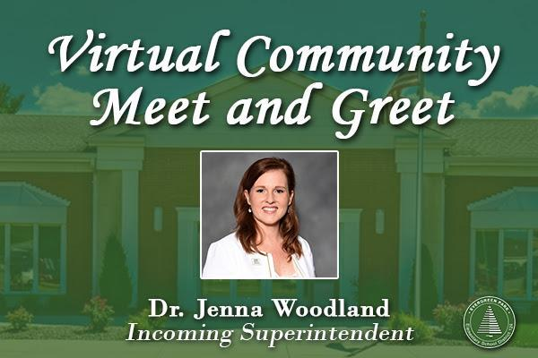 Live-Stream Meet & Greet with Dr. Woodland Thumbnail Image