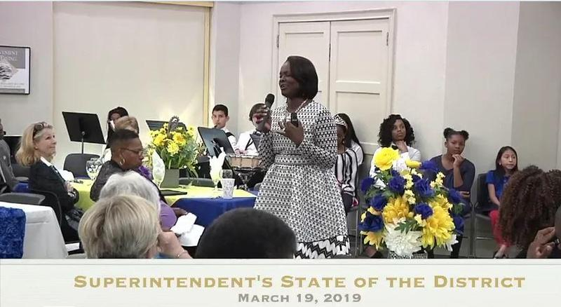 2018-19 State of the District Address