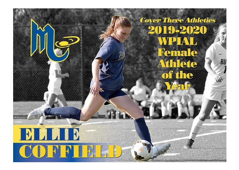 Ellie Coffield Playing Soccer