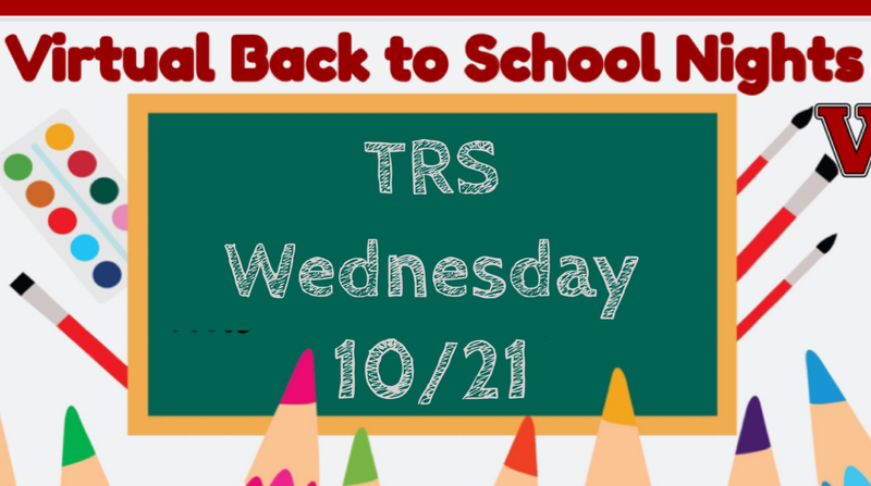 Roosevelt School Back to School Night