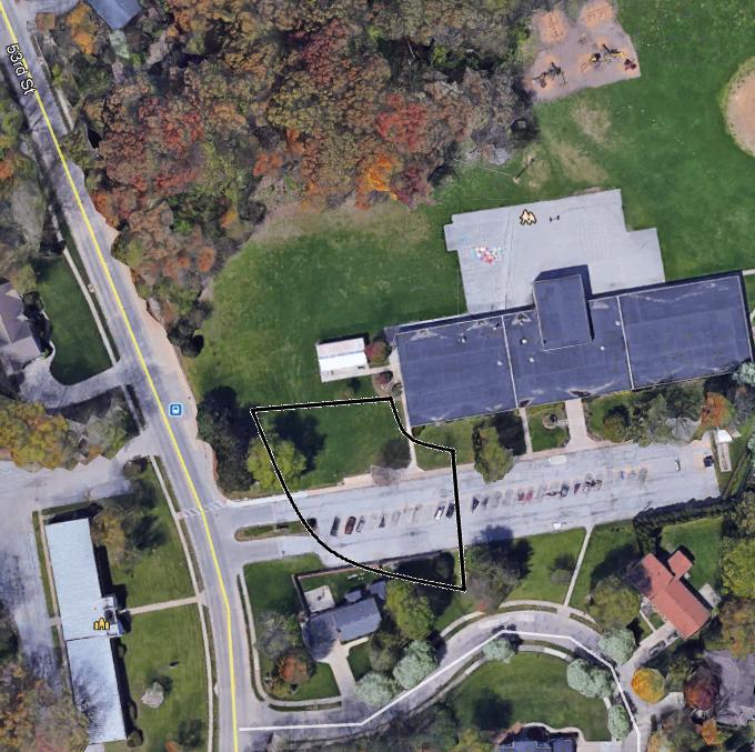 Jane Addams Elementary School Outdoor Wireless Coverage