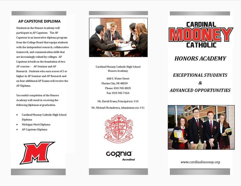 Brand New Honors Academy being offered to qualified candidates in the class of 2024!! Featured Photo