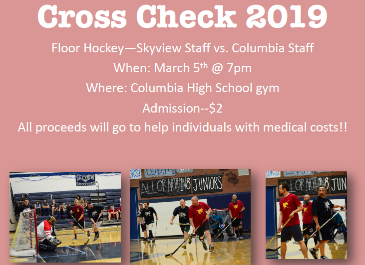 Cross Check for Cancer