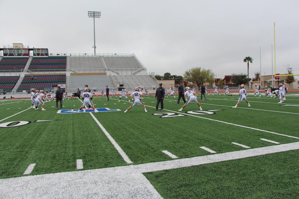 11/23/18 Hounds vs PSJA North Raiders