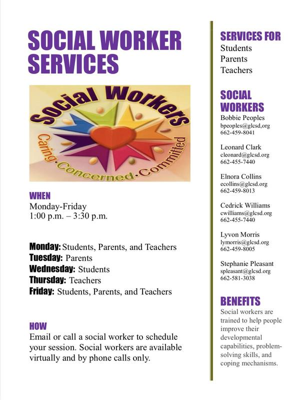 SOCIAL WORKER SERVICES AVAILABLE Featured Photo