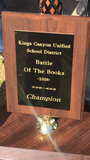 Battle of books 2018 Champions trophy