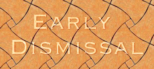 Early Dismissal Tuesday, Nov. 26: Students will be dismissed at 11:30am. Featured Photo