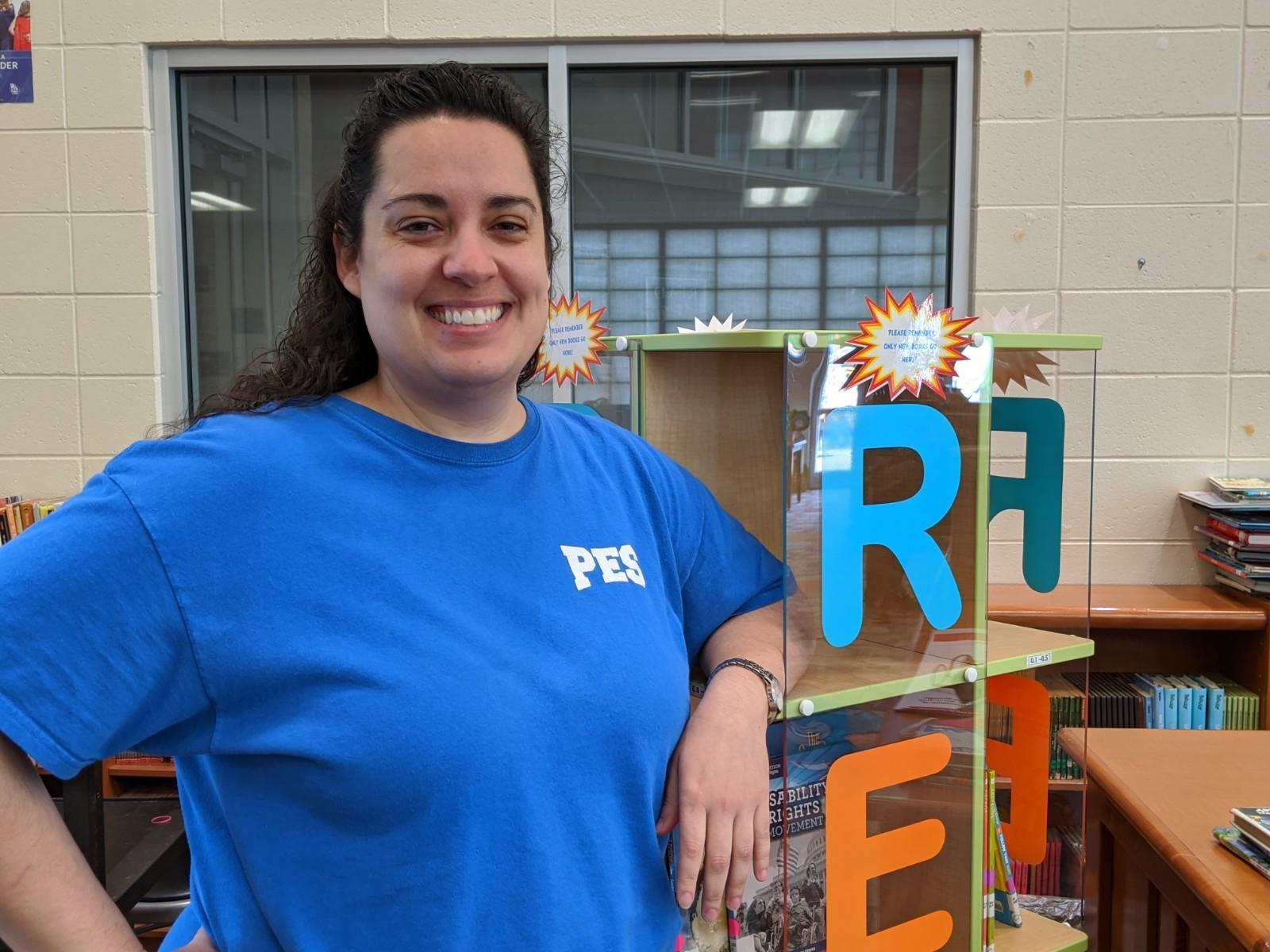 Mrs. Pellow - Teacher
