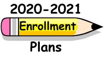2020-2021 Enrollment Plans Featured Photo