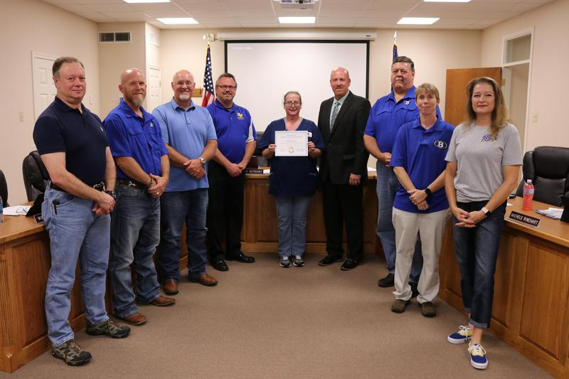 October CES Employee Of The Month Featured Photo