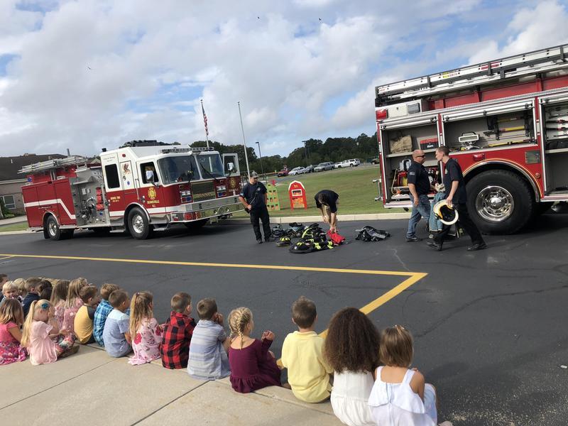 Kindergarten Fire Safety Thumbnail Image