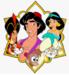 clip art of Aladdin