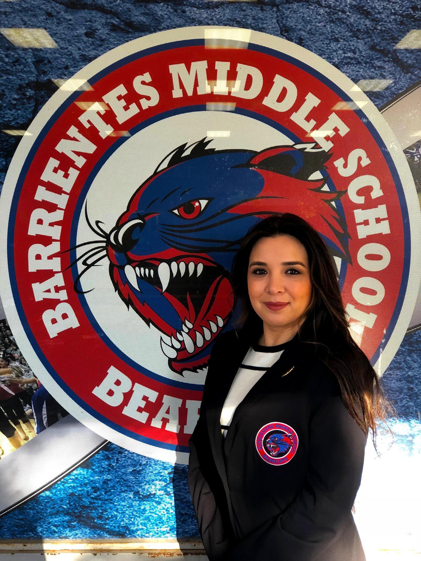 Miss. Michelle Nieto