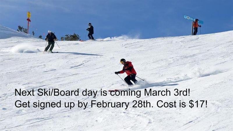 Ski/Snowboard Day Featured Photo