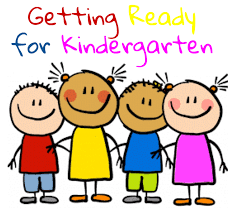 Get ready for Kindergarten! Featured Photo