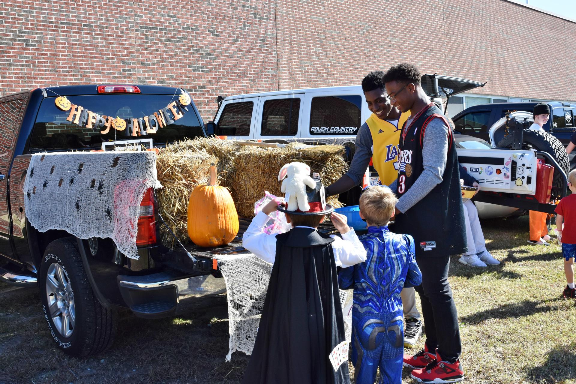 2017 SGA Trunk or Treat