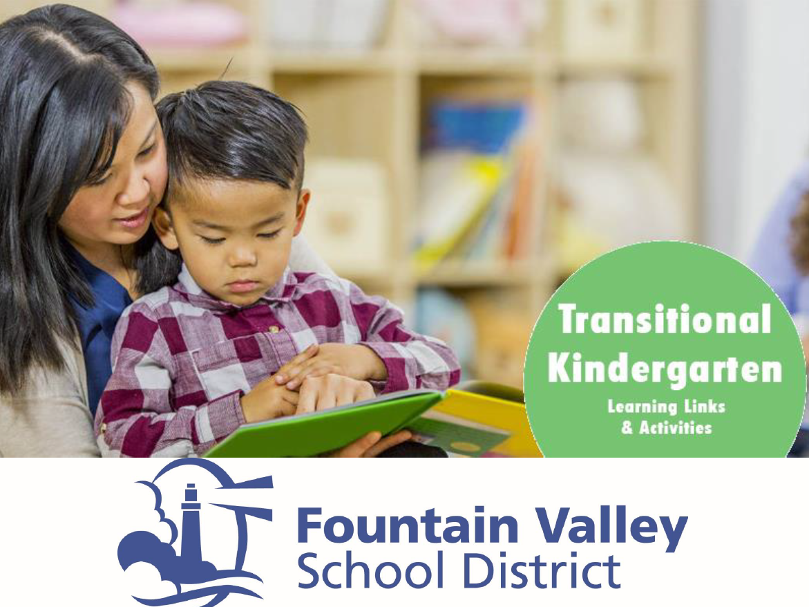 TK Summer Learning Resources