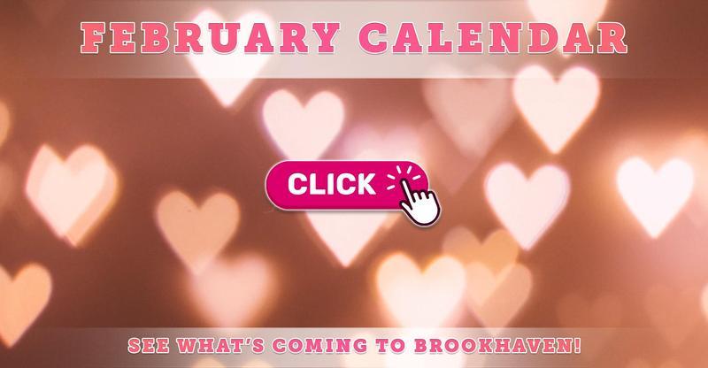 February 2021 Calendar of Events