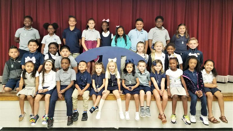 G.O. Bailey September Students of the Month Featured Photo