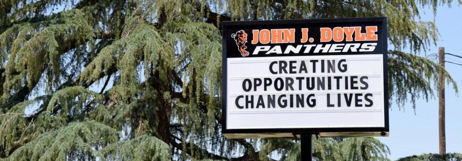 John J Doyle Elementary