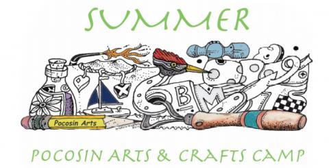 Summer Opportunities at Pocosin Arts