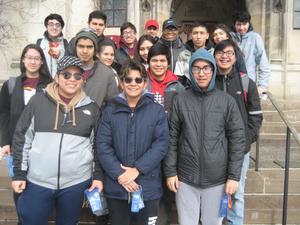 Solorio's math team