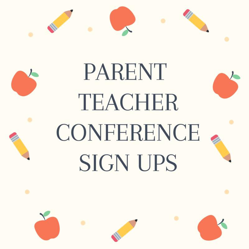 Parent Teacher Conference Sign Ups Featured Photo