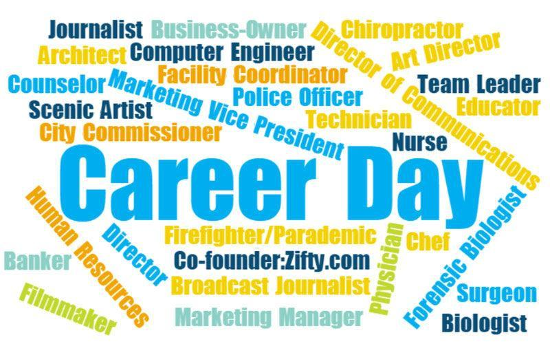 Career Day on November 7 Featured Photo