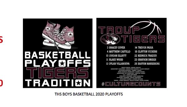 Basketball Playoff Shirts Featured Photo