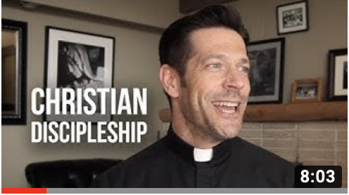 How to be a good disciple of Christ.