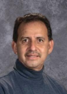 Felipe Aguilar, Lead Custodian