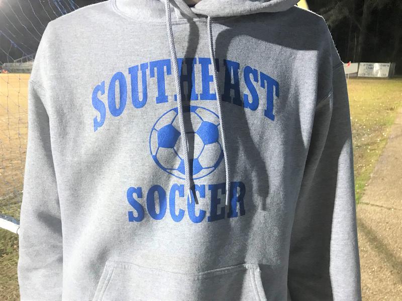 SEHS Soccer Sweatshirt