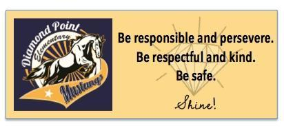 Be responsible and persevere, be respectful and kind, be