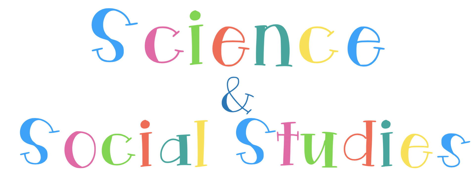 Science and Social Studies heading