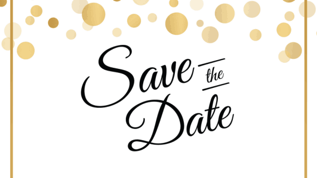 SAVE THE DATE! Thumbnail Image