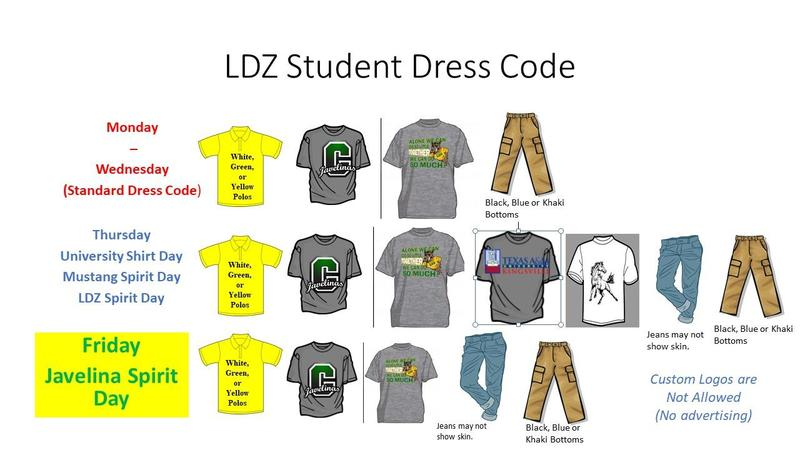 LDZ Elementary Uniform Policy Featured Photo